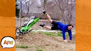 Haven't We Learned?! Ramps Are Always a BAD IDEA! 😅 | Funniest Big Air Fails | AFV 2021