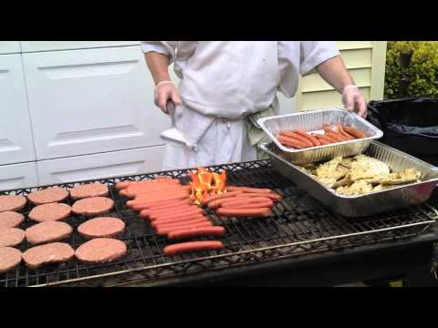 Summer BBQ Buffet for your next party! Choose Tulip Caterers
