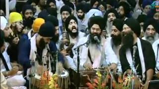 Bhai Manpreet Singh Ji - Delhi smagam 2011 - Tue 4th Oct - Evening Kirtan