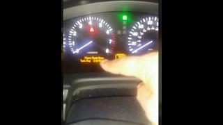 VSC LIGHT, VSC LIGHT OFF, ABS LIGHT| '01 LEXUS GS430 [1/4