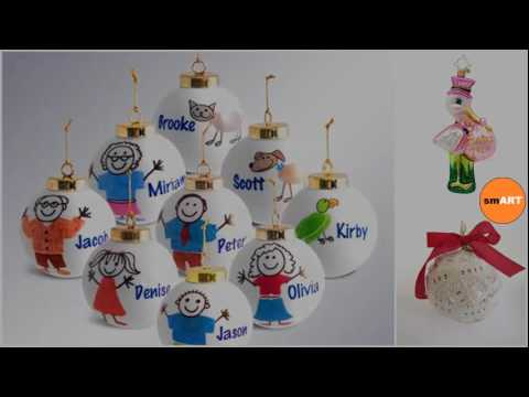 Engraved Christmas Ornaments - Special Christmas Ornaments