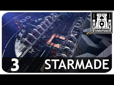 Starmade - I built a Star Ship!