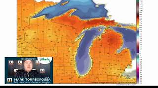 Michigan Weather Forecast  - Friday, May 22, 2020