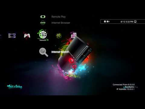 *Tutorial* How To Get Cool PS3 Themes!! FREE* No Jailbreak*