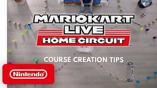Mario Kart Live: Home Circuit - Course Creation Tips - Nintendo Switch