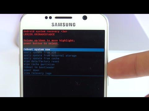 Samsung Galaxy S6 Hard Reset / Remove Passcode / Forgotten Passcode Unlock
