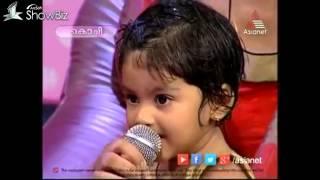 Ameya and Jesna-  Raree Rareeram contestant