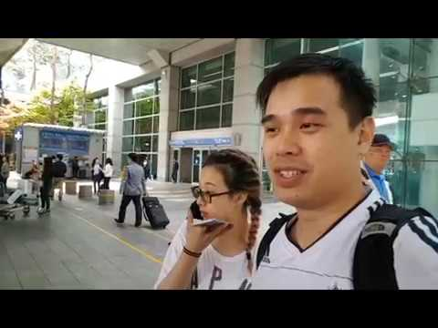 2017 Seoul - Incheon Airport + Dongdaemun - Day 1
