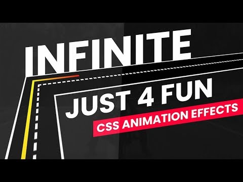 Infinite   Drone Camera View   Pure CSS Animation Effects