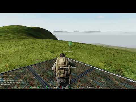 How to build an elevator in Arma 2 DayZ Epoch