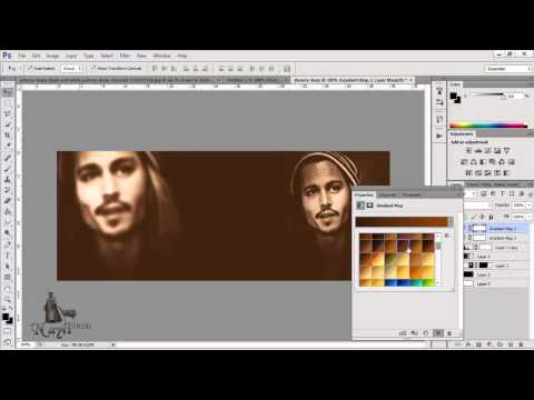 how to make cover FB timeline in photoshop cs6