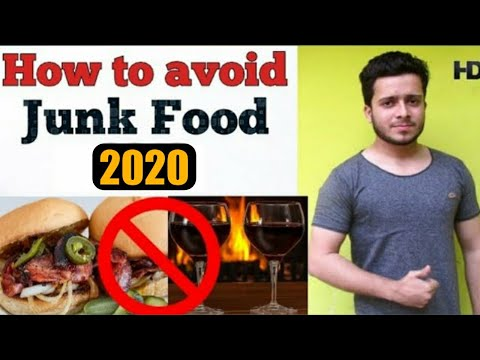 How to avoid Junk Food in Hindi 2018 | Avoid Fast Food Tips |Mohd Tabish| Skyking Health
