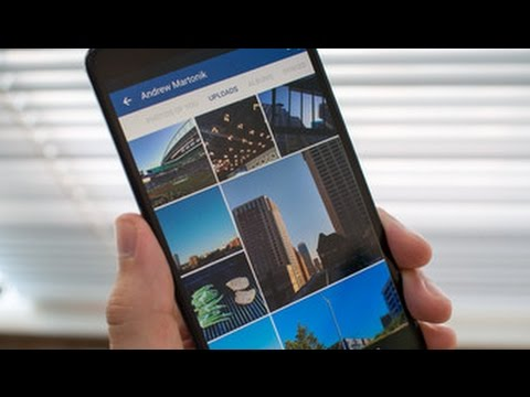 How to get your pictures out of Facebook and into Google Photos