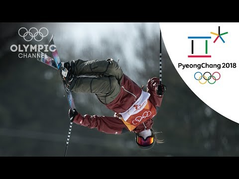 Cassie Sharpe's second run was enough for Women's Freestyle Skiing Halfpipe gold | PyeongChang