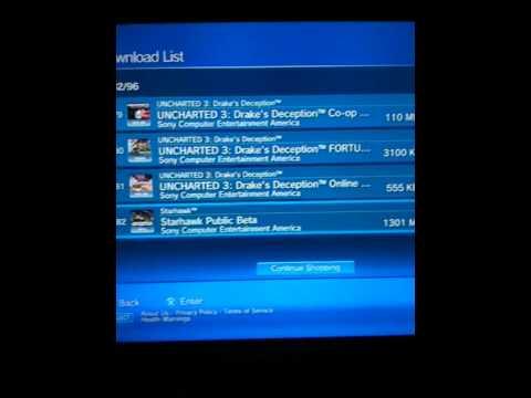 PS3 Gameshare 2012 (July 2012) (READ DESCRIPTION)