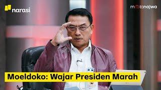 Di Balik Jengkelnya Jokowi - Moeldoko: Wajar Presiden Marah (Part 1) | Mata Najwa