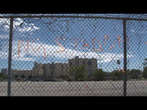 Mixed views on Beckham's new MLS stadium in Miami neighborhood
