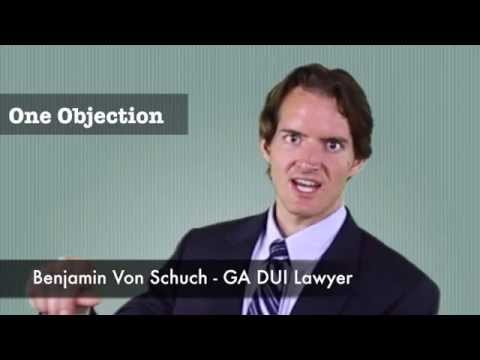 Attorney wins DUI trial by using one word | Ga DUI Lawyer