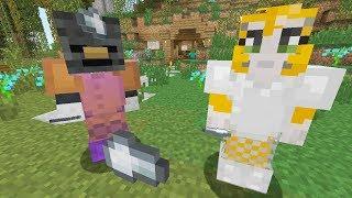 Minecraft Xbox - Ocean Den - WHAAAAA! (33)