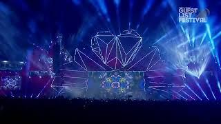 Beete Lamhe by Jubin Nautiyal MIthoon KK performing live   World Biggest Guestlist Festival   HD