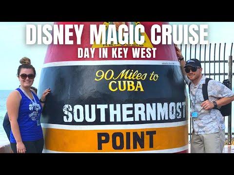 Disney Magic Cruise: Day at Key West, Florida!