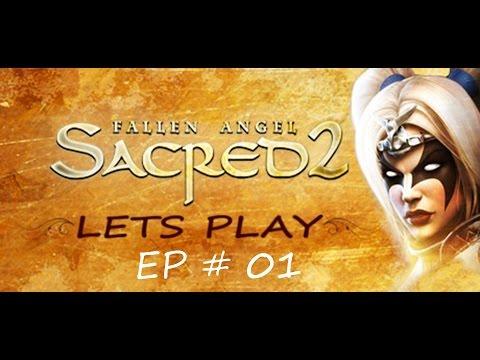 Let's Play Sacred 2   - Part 01 [Warrior Awaken]