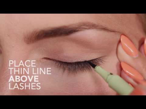 How to Make Lashes Look Thicker with Pixi Beauty & InStyle Beauty Hack | Angela Lanter