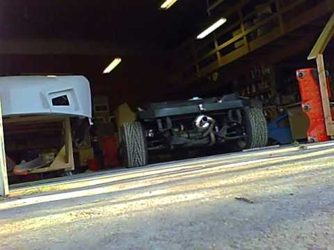 Lamborghini Reventon Replica | Testing Exhaust Options for V8 Chassis: OBX Twin Loop Muffler