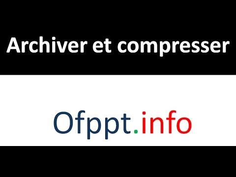 Commandes de base Linux - Ep47 - archiver et compresser