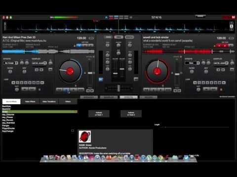 Virtual DJ Tutorial N°4 Insertion Acapella