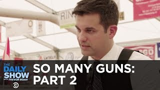 Switzerland's Responsible Gun Nuts Pt. 2 | The Daily Show