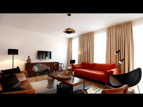 Luxury 4-Room Apartment with 2 Balconies in Prenzlauer Berg, BErlin