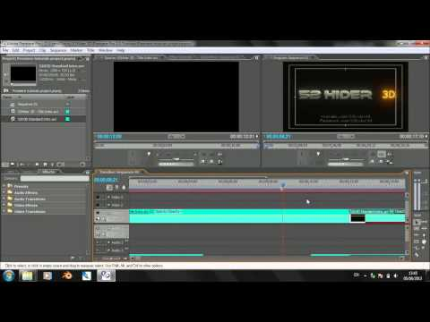 Adobe Premiere Pro 2.0 - Getting started