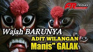 Review Topeng Ganong Adit Wilangan Made In Kid Galery Bujangganong (didik)