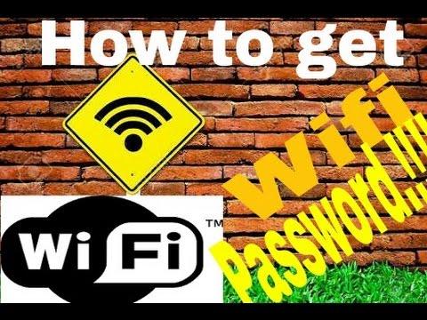 How to get WiFi password Of your neighbor,!!!!!
