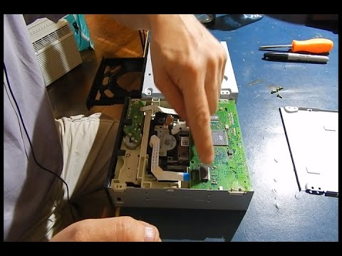 Repair CD-ROM or DVD-ROM drives