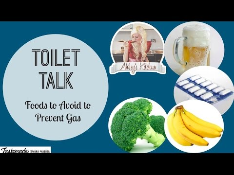 How to Avoid Gas and Bloating - Toilet Talk