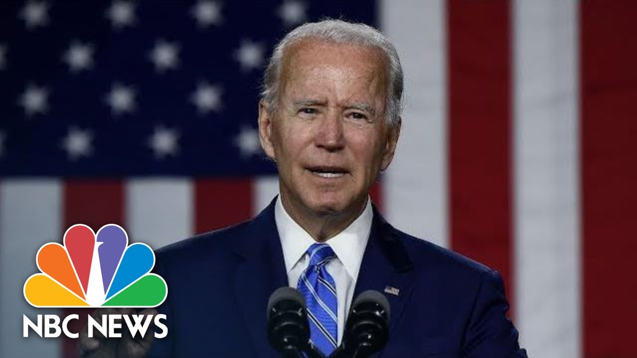 Live: Biden Delivers Remarks At Ford Electric Vehicle Plant | NBC News