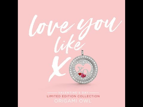 Some of my favorite Origami Owl Charms for your Valentine