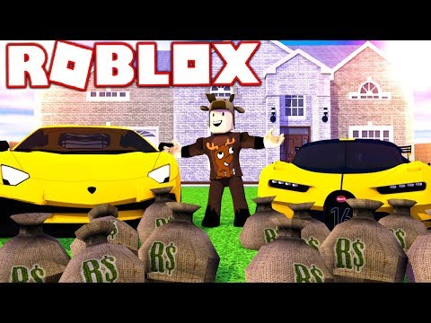 BUYING THE MOST EXPENSIVE CARS IN ROBLOX! (Roblox JailBreak)