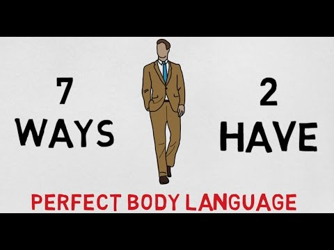 7 TIPS TO IMPROVE BODY LANGUAGE - COMMUNICATION SKILLS