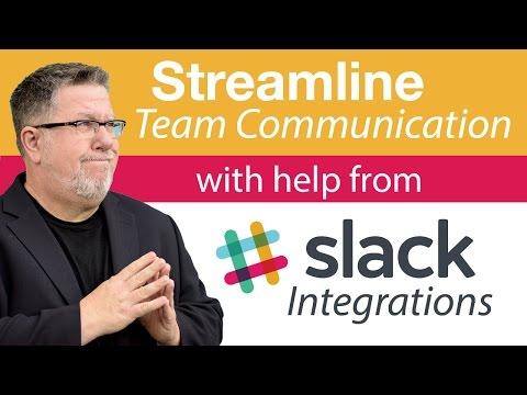 Slack Integrations - Streamline Team Communication