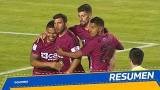 Resumen: Melgar vs Real Garcilaso (2-1)
