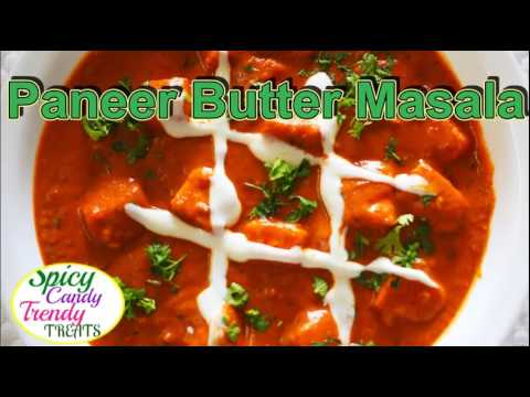 Paneer Butter Masala Recipe Video Malayalam