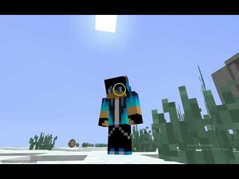 Minecraft How To Change Your Skin In Cracked Minecraft 1 8