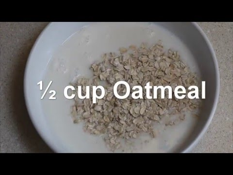 Jaden's - How to make Old Fashioned Oatmeal