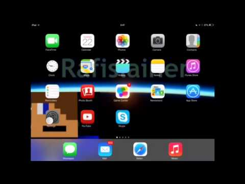 Toturial:How to Download Map On MCPE without PC(JailBreak)