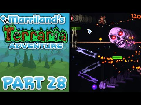 Terraria 1.3.2 (PC), Part 28: Prime Time! [vs. Skeletron Prime] [60fps]