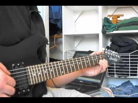 The Beatles - Blackbird (Guitar Cover)