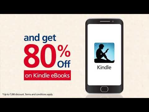 Amazing offer on Kindle with Kotak 811